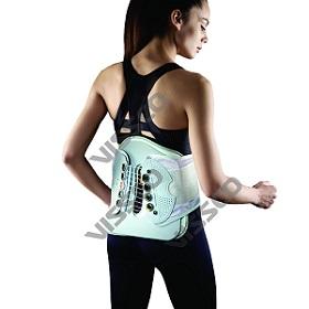 VISSCO-Lumbo corset brace with moulding(5102)
