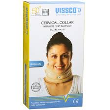 Vissco -Cervical Collar without Chin Support – Regular(0301B)