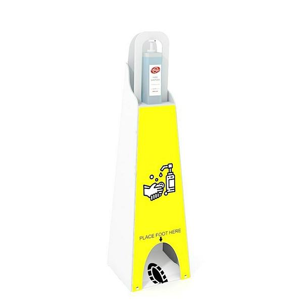 Amitoje Foldable Sanitizer Dispenser 1