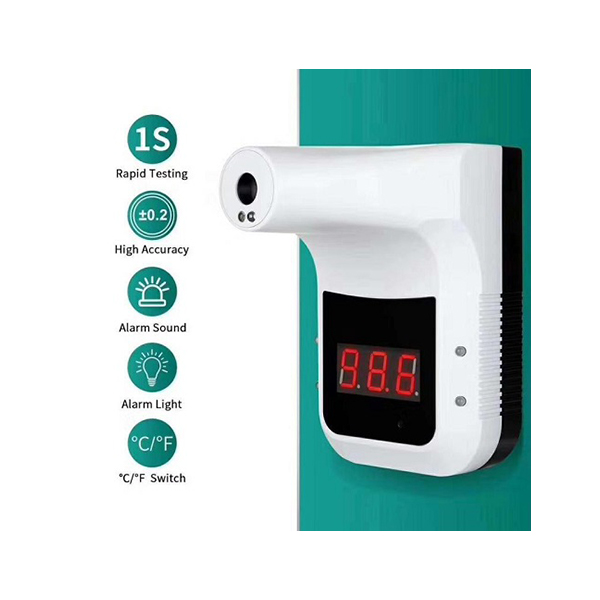 HandsFree Infrared Thermometer 7