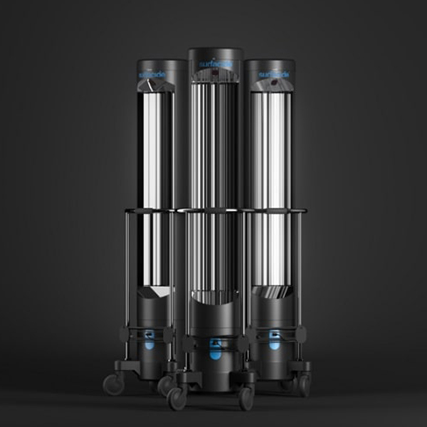 Helios System GCo Next Generation UV C Disinfection