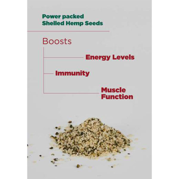 Hemp Hearts GCo 100g 2 1