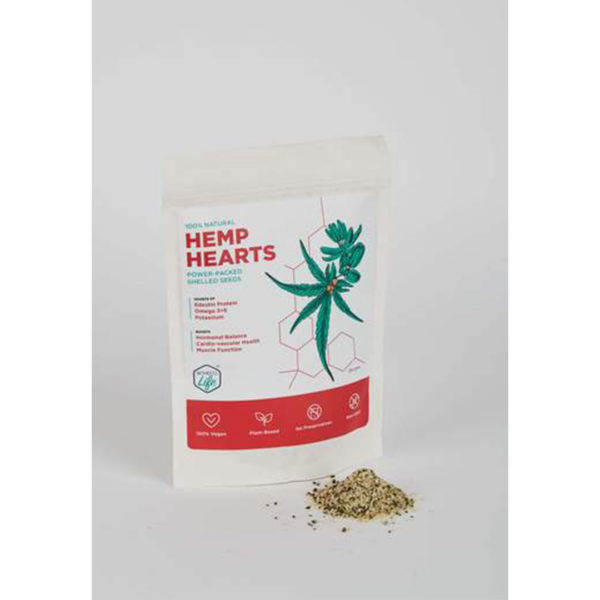 Hemp Hearts GCo 250g 1 1