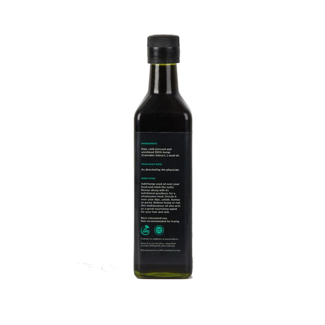 Hemp Seed Oil GCo 500ml 1