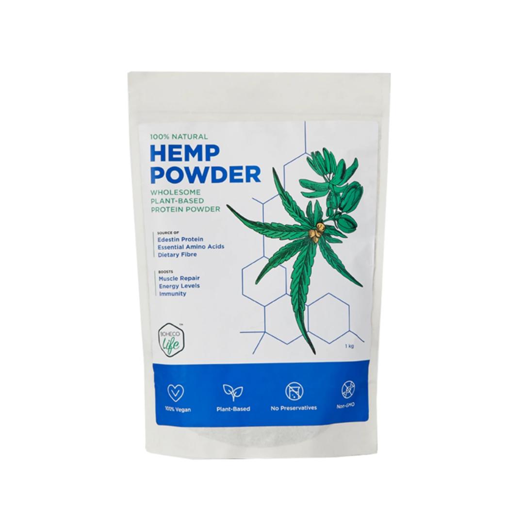 Hemp Seed Powder GCo 1000g