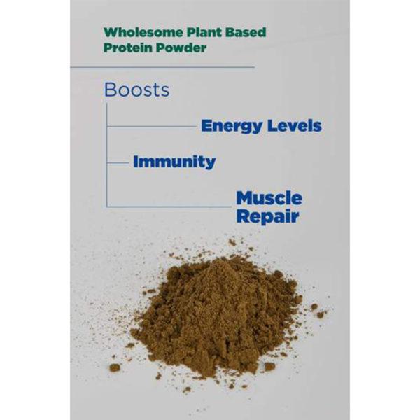 Hemp Seed Powder GCo 500g 3