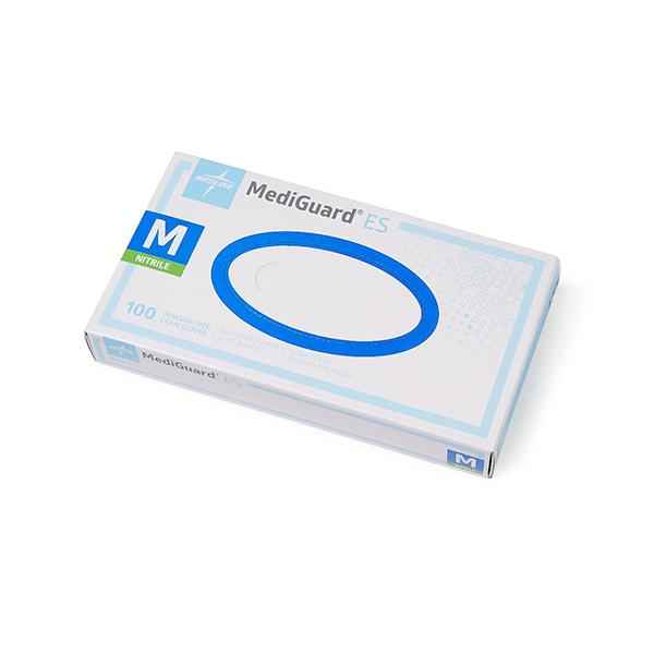 Mediguard ES PowderFree Nitrile Exam Gloves