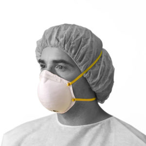 N95 Cone Style Particulate Respirator Mask 1