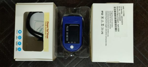 Pulse Oximeter 2