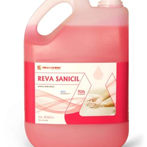 REVA SANICIL Transparent Liquid Hand Wash