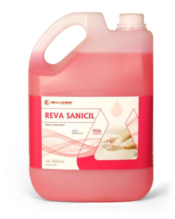 REVA SANICIL Transparent Liquid Hand Wash