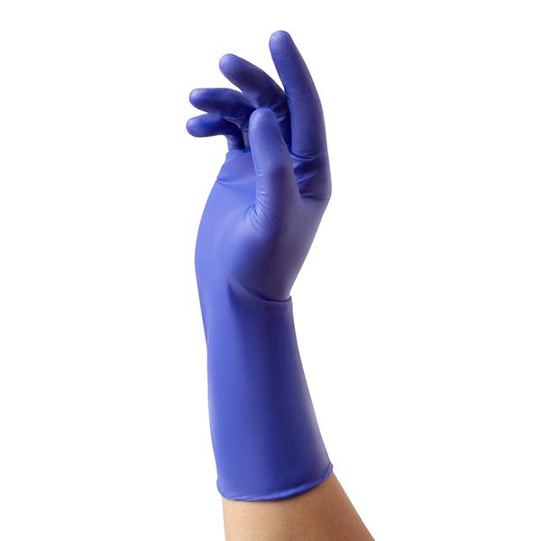 VersaShield Extended Cuff Powder Free Nitrile Exam Gloves 12 Inch 1