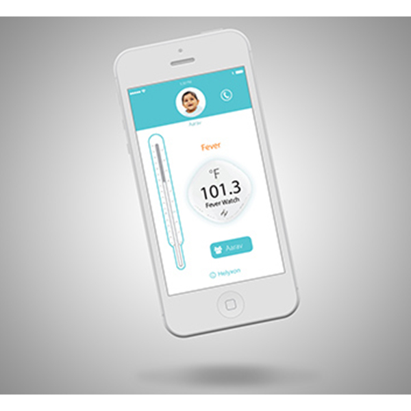 98.6 Fever Watch – Continuous Fever Monitoring System 1