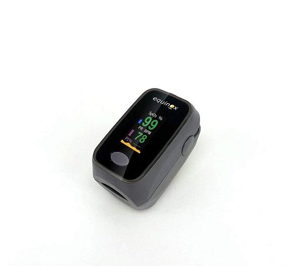 Equinox Pulse Oximeter 3