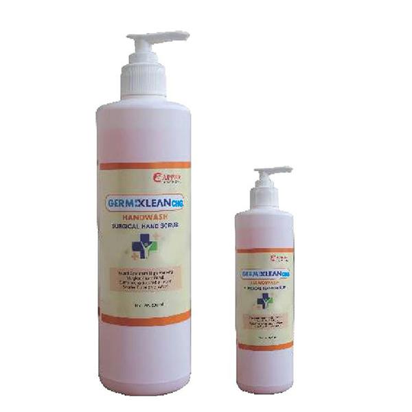 Germiklean GCo CHG Rub 500 ml with dispensor pump