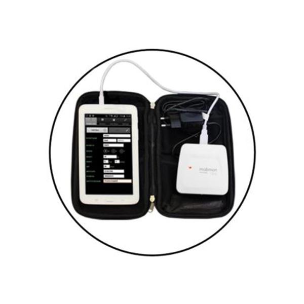 Mobmon 12.0 Resting ECG Recorder With Telemedicine 2