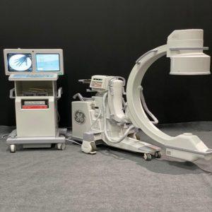 OEC 9800 NeuroVascular 12″ II C ARM With 30 FPS – Refurbished