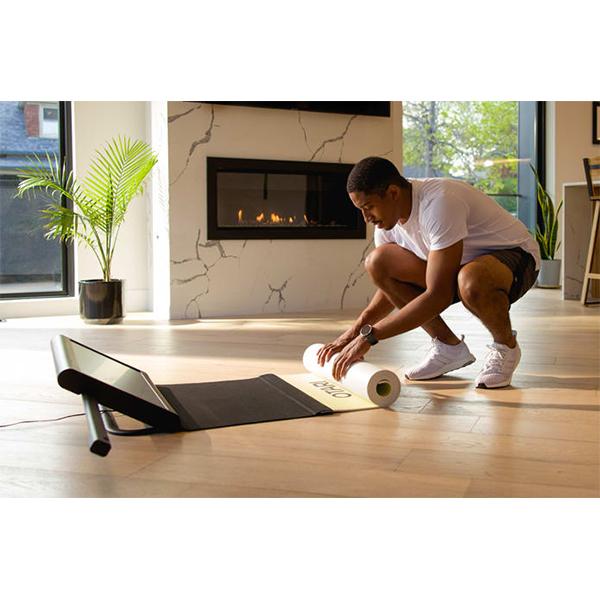 OTARI WorldGCOs Most Interactive Workout Mat
