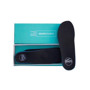 SHAPEMED RX GCo MEDICAL 3D PRINTED CUSTOM INSOLES WITH ARCH SUPPORT