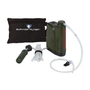 SURVIVOR FILTER PRO X Electric Water Filter 1