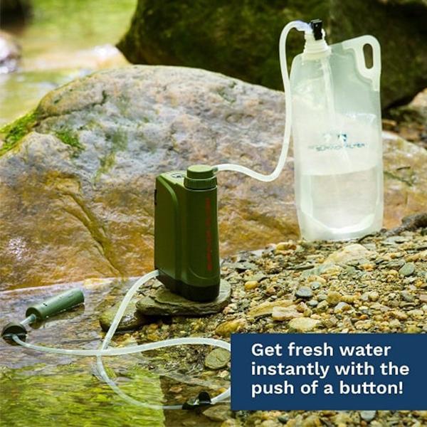 SURVIVOR FILTER PRO X Electric Water Filter 2