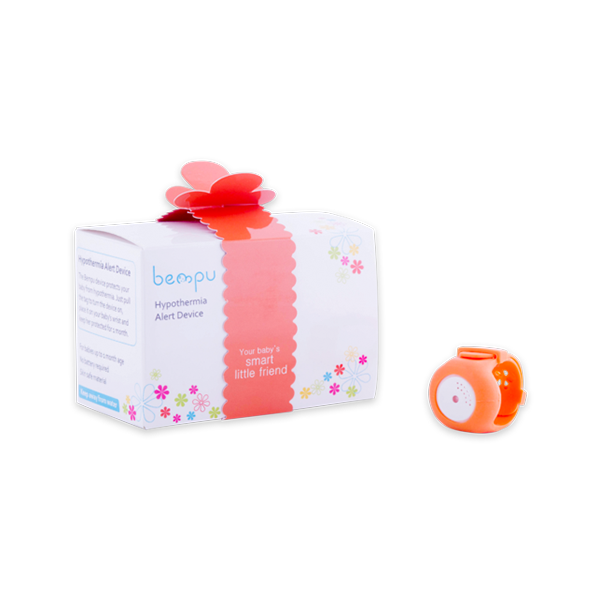 TempWatch – A Simple Device That Monitors Your Babys Temperature
