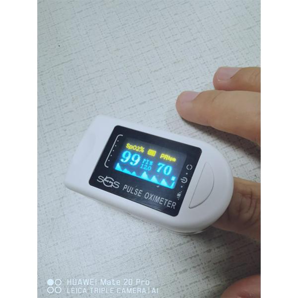SGS Pulse Oximeter 1