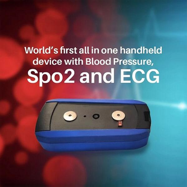 SanketLife Multi Vital – Heart Blood Pressure Lungs Temperature – All In One 1