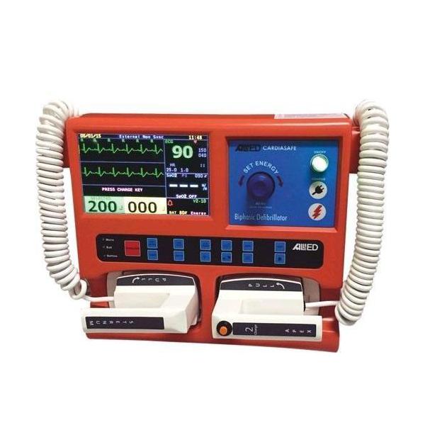 Allied Biphasic Defibrillator Monitor 1