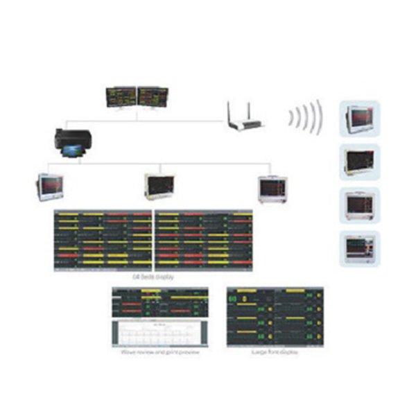Allied Central Monitoring System 2