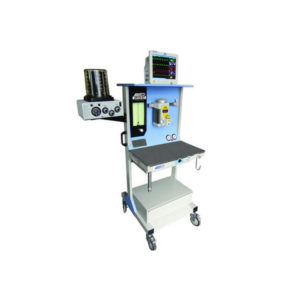 Allied Veterinary Purpose Anaesthesia Machine 1