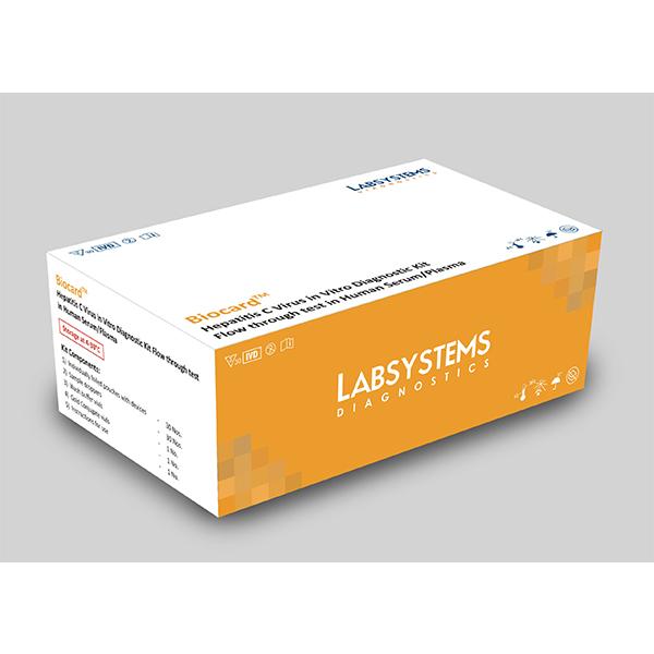 Biocard Hepatitis C Virus