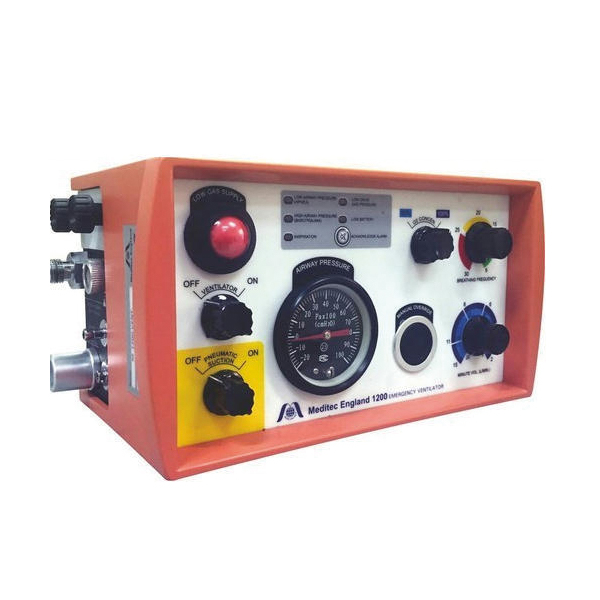 Meditec England Emergency Ventilators 1
