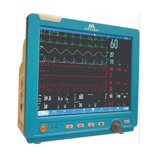 Meditec England Patient Monitor Machine 1