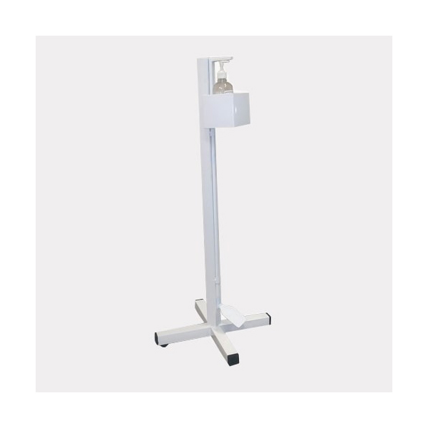 Sanitizer Dispenser Stand 1