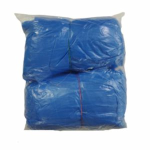 Shield Ankle Shoe Cover GCo 50 Pair Poly Bag