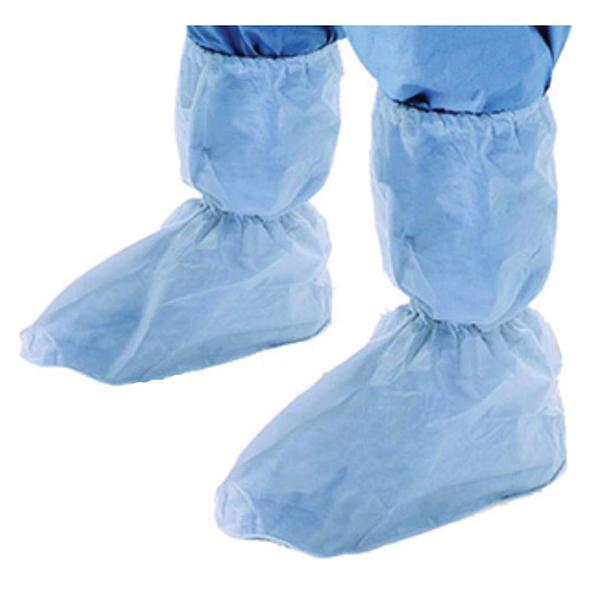 Shield Knee Length Shoe Cover GCo 25 Pair Poly Bag