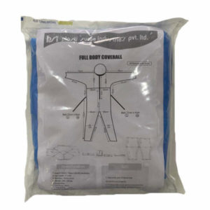 Shield Laminated Coverall With Seam Taping Pack Of 10