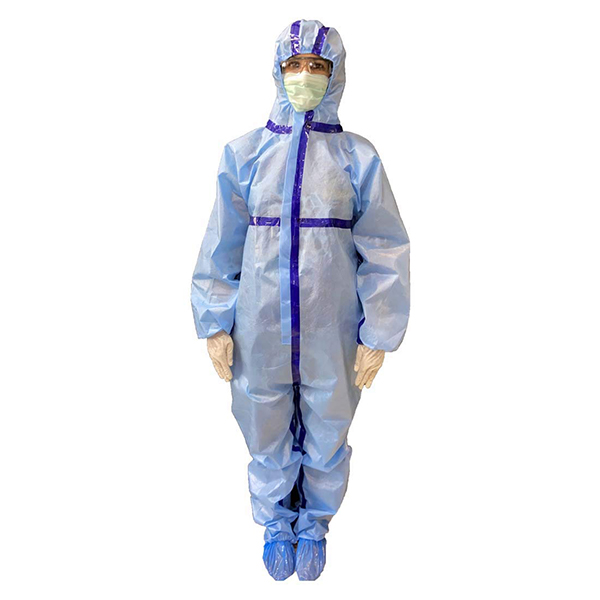 Shield Laminated Coverall with Seam Taping Pack of 3