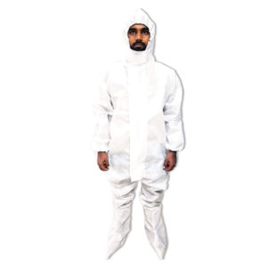 Shield Non Laminated Coverall Pack Of 5
