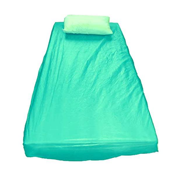 Shield Plastic Disposable Bedsheet Adult – 25 No Poly Bag
