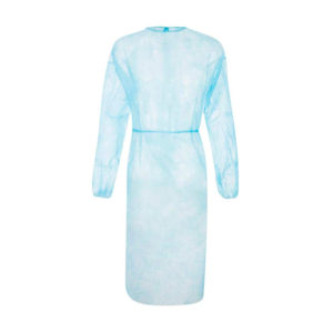 Shield Spun Bond Isolation Gown Pc