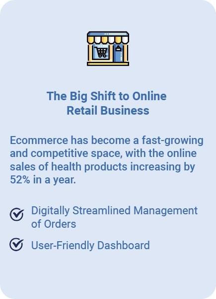Get Online Retail Business At Medpick