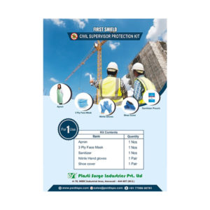 Civil Supervisior Protection Kit 2