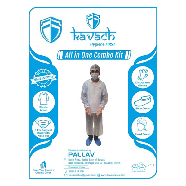 Kavach All In One Combo Kit Full Sleeves 1