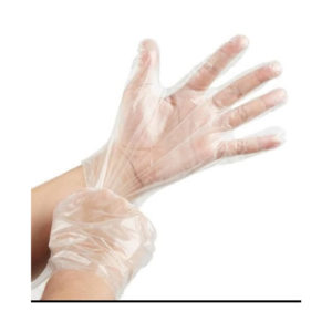 Kavach Disposable Plastic Gloves 1