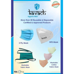 Kavach Face Mask Testing Kit 1