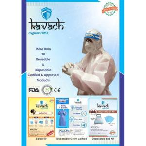 Kavach Nx Premium Ppe Kit Testing Combo 1