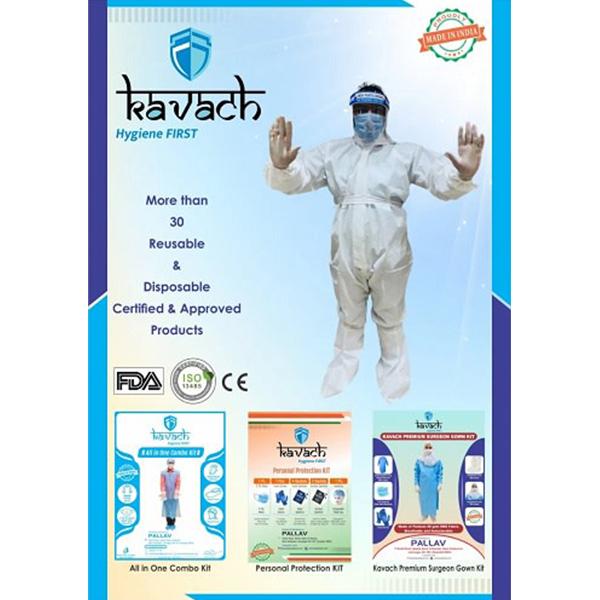 Kavach Plus Ppe Testing Kit Combo 1