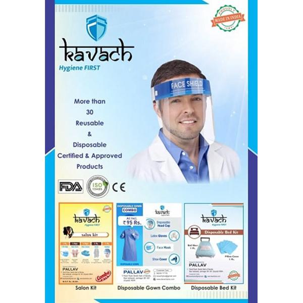 Kavach Safety Testing Kit Combo 1
